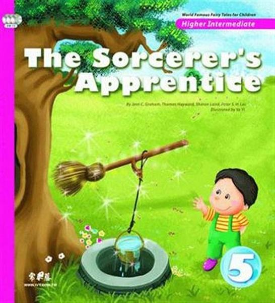 (二手書)魔術師的學徒(高級5):The Sorcerer s Apprentice(3CD)
