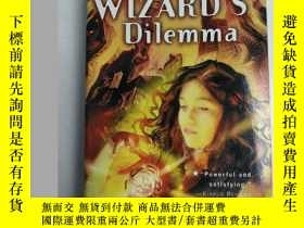 二手書博民逛書店The罕見Wizard s Dilemma 巫師的困境 英文版 庫存 英文小說Y259256 Diane Du