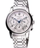 LONGINES 浪琴 Saint-Imier 經典復刻計時腕錶/手錶 L27524736