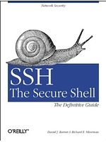 二手書博民逛書店 《SSH, The Secure Shell: The Definitive Guide》 R2Y ISBN:0596000111
