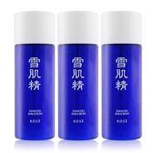 KOSE 高絲 雪肌精乳液(33ML)X3