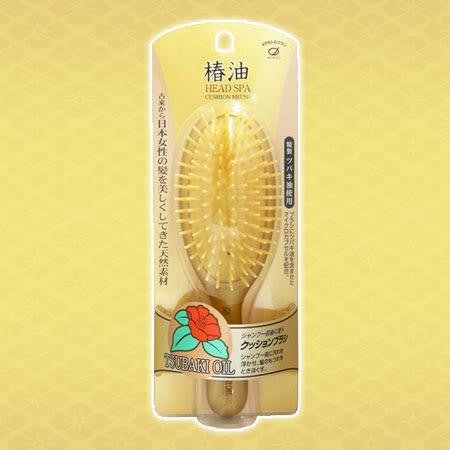 日本 池本 KEMOTO 黃金椿油健康按摩髮梳 椿油柔順髮梳 梳子 髮梳 美髮梳 池本梳子 椿油梳