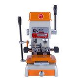 配鑰匙機 微調多功能打孔銑槽立式配鑰匙復制機器配匙機全銅電機 MKS卡洛琳