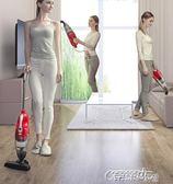 吸塵器 家用地毯除螨小型手持式迷你大功率超靜音強力無耗材吸塵機 JD 220  榮耀3c