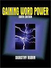 二手書博民逛書店《Gaining Word Power》 R2Y ISBN:03