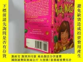 二手書博民逛書店Jean罕見ure:fruit and nutcase:果仁和果仁Y200392