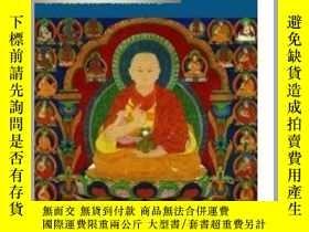 二手書博民逛書店稀缺罕見《 尼泊爾藏族繪畫遺產 The Nepalese Leg