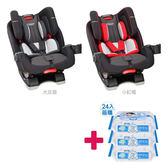【送貝恩嬰兒柔濕巾一箱】GRACO MILESTONE™ LX (0-12歲)長效型嬰幼童汽車安全座椅