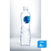 悅氏Light鹼性水550ml*4入【愛買】