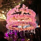 吊燈 繁花酒吧裝飾植物音樂餐廳酒館花店西餐廳 現貨快出YJT
