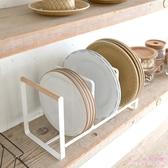 瀝水架 廚房用品免打孔置物架 不銹鋼碗碟收納架 簡約碗架鍋架 FF321【Rose中大尺碼】