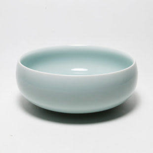 名家手工筆洗 陶瓷
