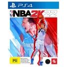 預購9/10上市【PS4原版片可刷卡】 NBA 2K22 中文版全新品【台中星光電玩】