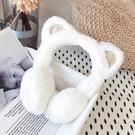 兒童耳罩 寶寶男童女童護耳罩耳暖韓版耳套保暖春季耳朵可愛毛絨耳包【快速出貨八折鉅惠】