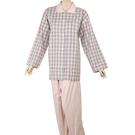 BURBERRY經典格紋全套女性居家服(淡粉色)085508-1