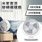 米家直流變頻循環扇 台式 10吋 米家 電風扇 循環扇 工業扇 節約 省電 靜音 渦流空氣循環 小米