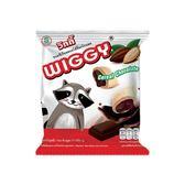 泰國 WIGGY 巧克力脆餅(17g)  【小三美日】包裝隨機出貨