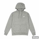 NIKE 男 AS M NSW CLUB HOODIE FZ FT 棉質運動外套(連帽) - BV2649063
