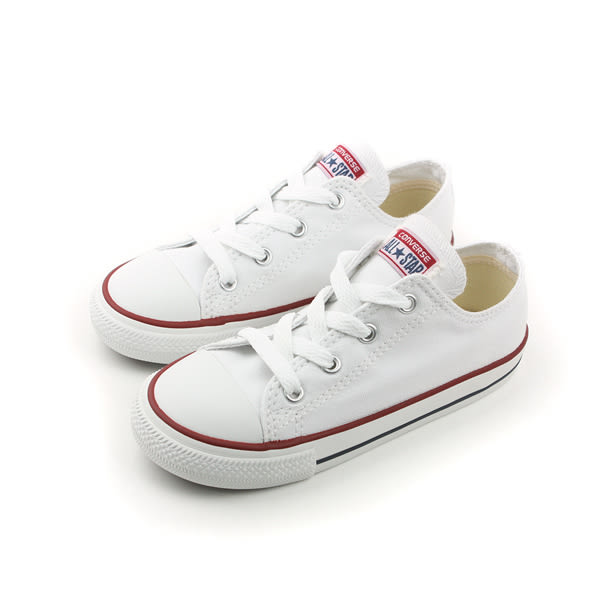 CONVERSE Chuck Taylor All Star Seasonal 帆布鞋 白色 小童 no945