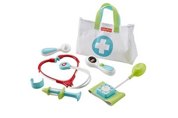9-11月特價 Fisher-Price費雪嬰幼兒玩具 費雪小小醫生組 TOYeGO 玩具e哥