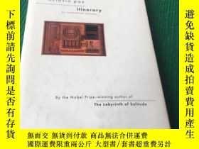 二手書博民逛書店Itinerary:罕見An Intellectual JourneyY304560