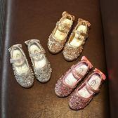 女童皮鞋公主鞋兒童單鞋 都市韓衣
