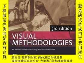 二手書博民逛書店Visual罕見Methodologies-視覺方法論Y436638 Gillian Rose Sage Pu