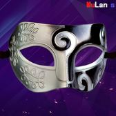 中國風 復古 半臉面具 成人cos 舞會 萬圣節 派對面罩
