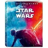 【停看聽音響唱片】【BD】STAR WARS:天行者的崛起 雙碟鐵盒版