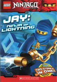LEGO NINJAGO (樂高旋風忍者): JAY NINJA OF LIGHTNING