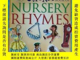 二手書博民逛書店MY罕見BIG STICKER BOOK OF NURSERY RHYMES 兒童讀物 英文版Y42402