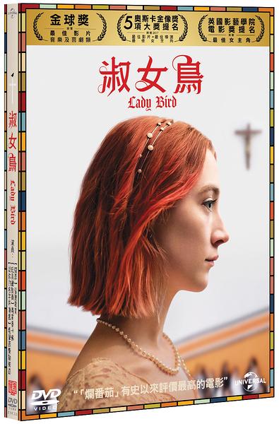 淑女鳥 DVD Lady Bird 免運 (購潮8)