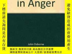 二手書博民逛書店Look罕見Back In AngerY307751 John Osborne Dramatic Publis