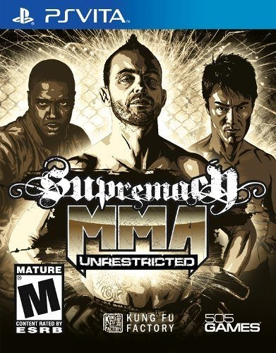 PSV Supremacy MMA 霸權 MMA(美版代購)
