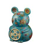 預購-禮坊Rivon-2020藝術家洪易-新春鼠來寶大瓷器禮盒-下單1/6統一出貨