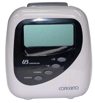 優美 UB STAR 第二代智慧型打卡鐘
