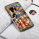 Samsung Galaxy J N075T 手機殼 軟殼 保護套 魯夫 海賊團