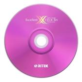 ◆加贈CD棉套+免運費◆錸德 Ritek X版 CD-R  700MB 52X 空白光碟片 燒錄片(50片裸裝 x12 ) 600PCS