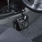 汽車用皮革儲物盒座椅手機袋收納盒多功能車載雜物置物袋掛袋架內 野外之家