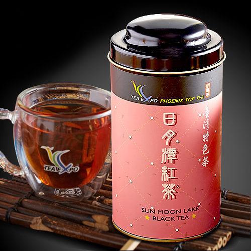貴婦下午茶-日月潭紅茶50克