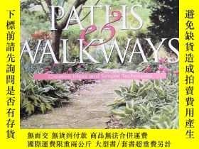 二手書博民逛書店MAKING罕見PATHS & WALKWAYS 鋪路走道Y6515 Paige Gilcbrist Blom