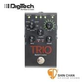 【缺貨】【自動伴奏單顆效果器】【DigiTech TRIO】【一人樂團】【loop 節奏器】【內建bass跟鼓節奏】