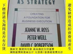 二手書博民逛書店原版英文罕見Enterprise Architecture as