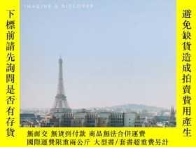 二手書博民逛書店PARIS罕見IMAGINE&DISCOVERY19139 HE