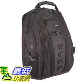 [106美國直購] AmazonBasics Adventure Backpack - Fits Up To 17-Inch Laptops
