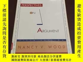 二手書博民逛書店Perspectives罕見on Argument (fifth