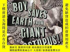 二手書博民逛書店THE罕見DAILY COMET: BOY SAVES EART