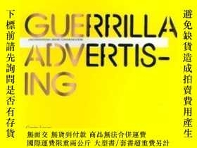 二手書博民逛書店Guerrilla罕見AdvertisingY364682 Gavin Lucas Laurence King