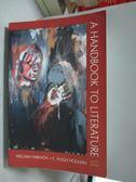 ~書寶 書T7 /原文書_ZGN ~A handbook to literature_Wi