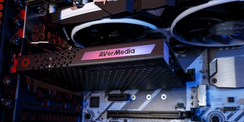 【限時至0930】 AVerMedia 圓剛 GC573 Live Gamer 4Kp60 HDR RGB 實況擷取卡